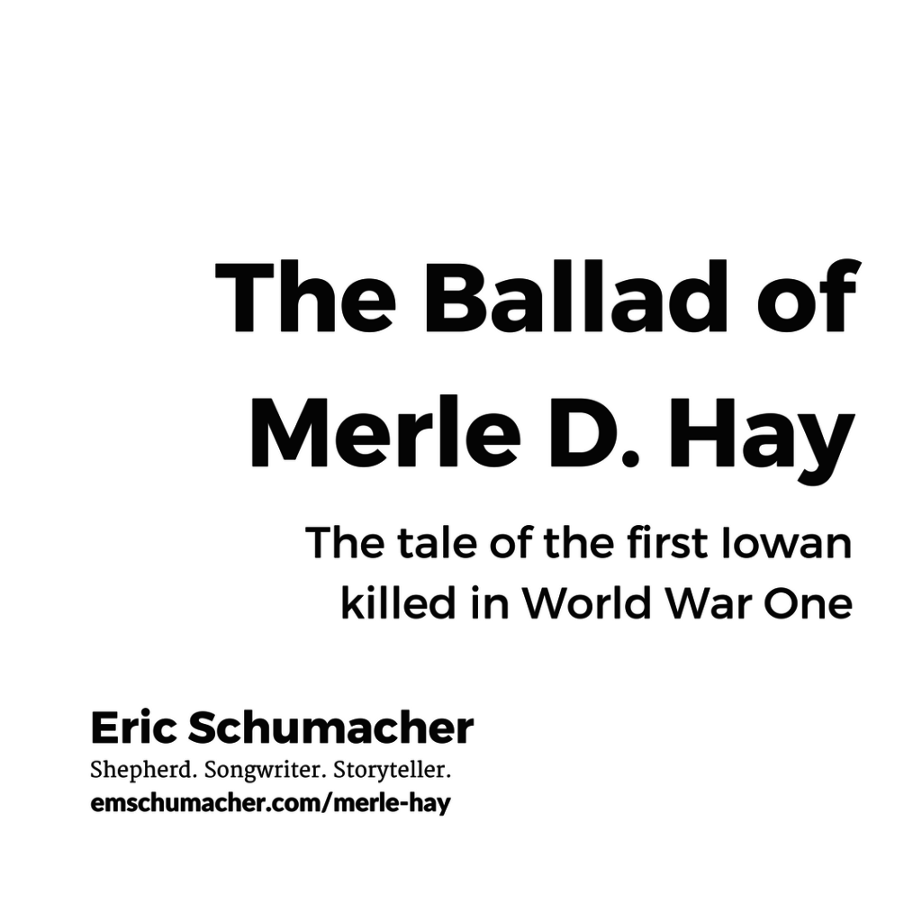 The Ballad of Merle D. Hay
