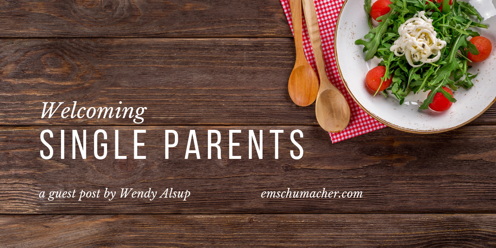 Welcoming Single Parents