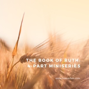 the book of ruth a 4-part miniseries