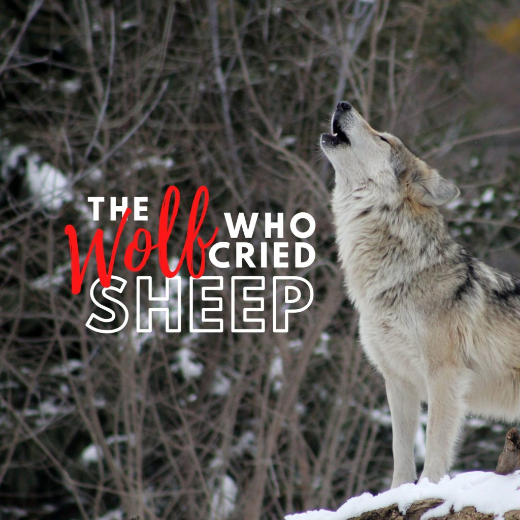 The Wolf Who Cried Sheep