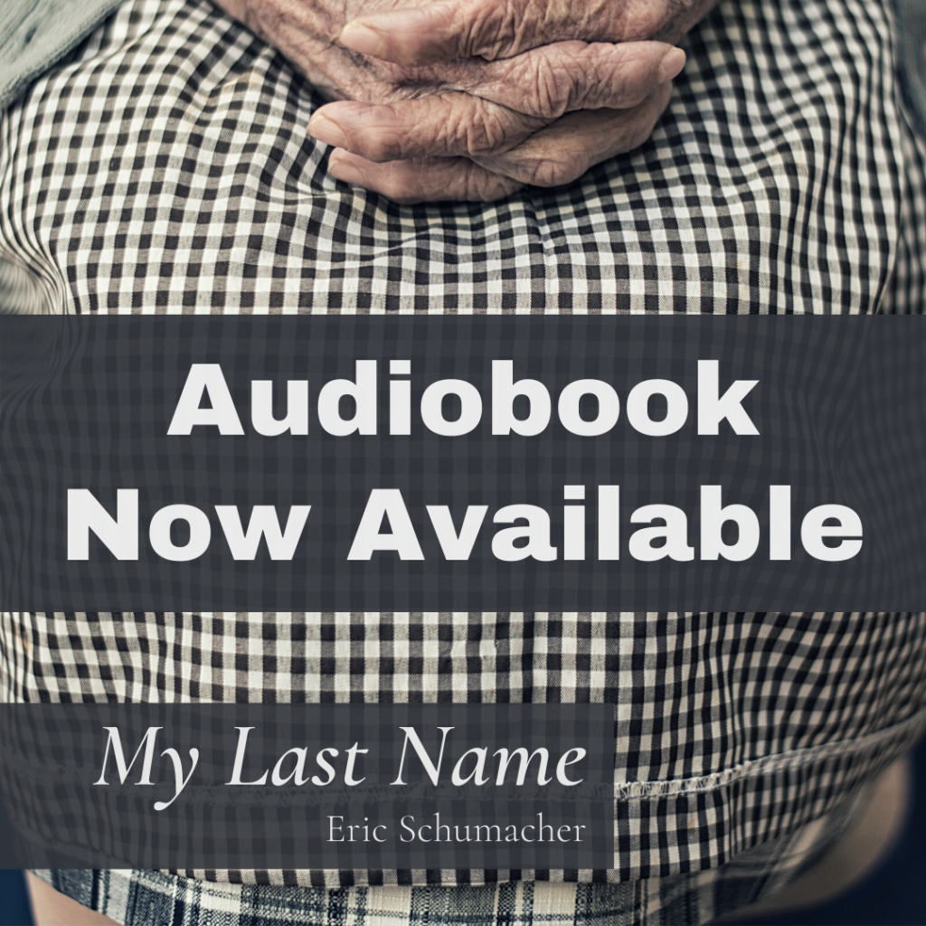 Audiobook Now Available