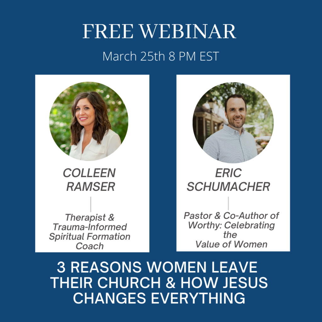 Colleen and Eric Webinar Promo