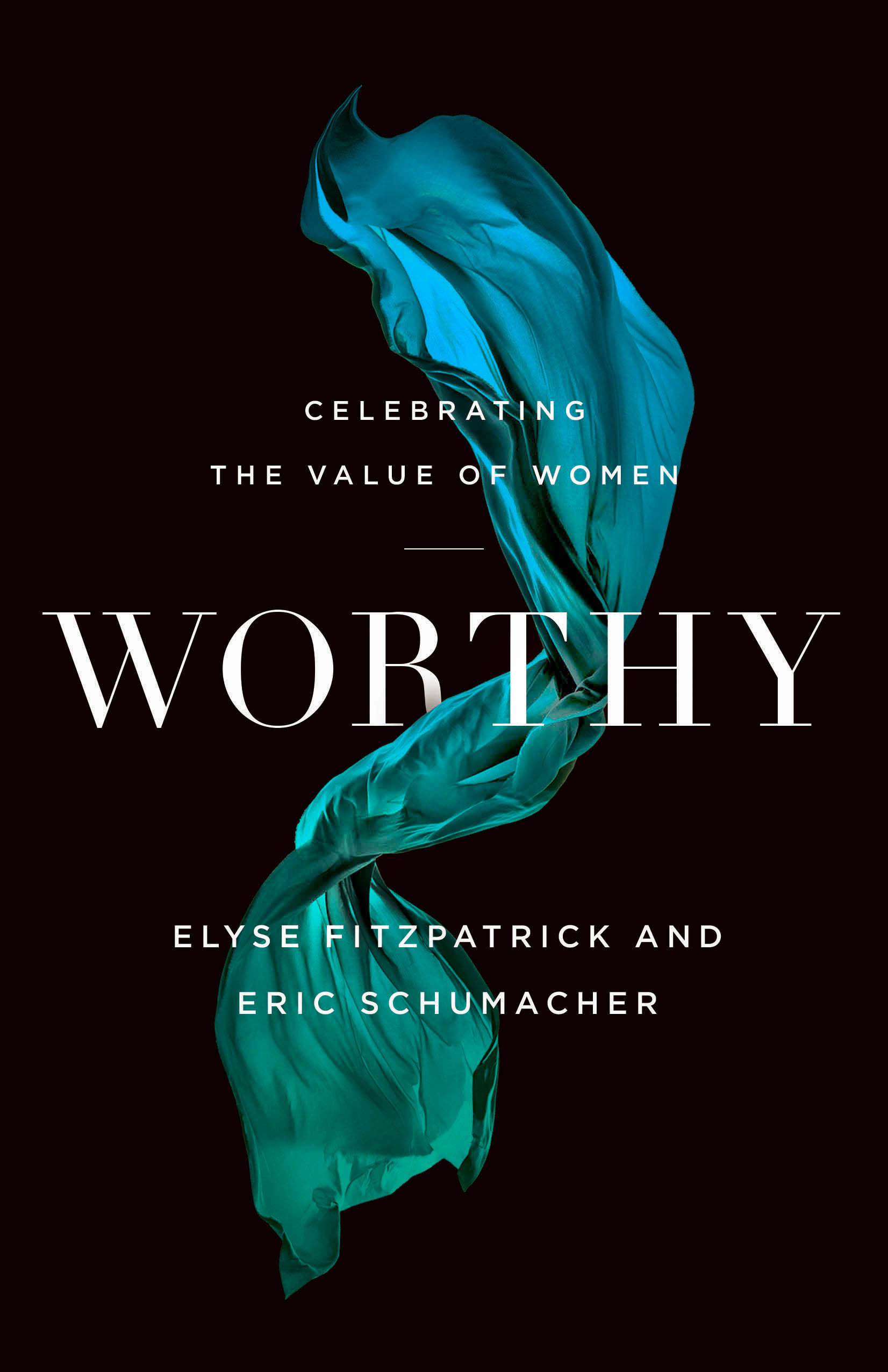 """cover of """"Worthy: Celebrating the Value of Women"""""""